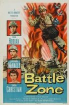 Battle Zone 1952 DVD - John Hodiak / Linda Christian